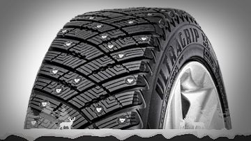 Goodyear ultragrip ice arctic тест за рулем