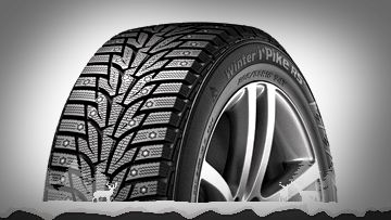 Hankook Winter i*Pike RS+ (W419)